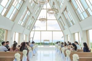 婚禮紀錄,婚禮的形式,教堂室婚禮